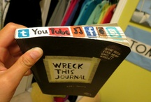 wreck this journal ideas.