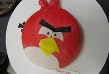 Zander's Angry Bird Party Ideas