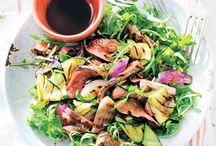 Recipes: (Dinner) Salads / by Mijke Alberts-van Gastel