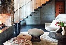 Renovation Inspiration / Images that inspire demolition and reconstruction / by Jennifer Freeman