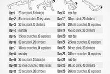 Posilovací cvičení
