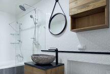 이안몰 욕실 공간 인테리어 / 실내인테리어, 인테리어소품, 화장실인테리어, 욕실인테리어