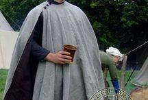 Mittelalter Kleidung