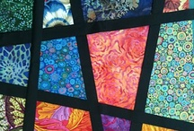 Patchwork - Stained Glass