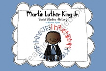 Martin Luther King Day / Monday January 21, 2013