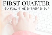 Creative Journey + Lifestyle / Learn the creative journey of other bloggers and creative entrepreneurs. How they built their blogs and businesses, how they left their 9 to 5 to go full-time.