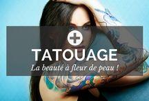 Tatouage / Vous aimez les tatouages ? Alors vous êtes au bon endroit. Quand la beauté se dessine sur la peau... Abonnez-vous ! - par POSITIVR.fr