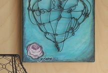 Wire art / by Lori Gorman