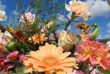 bloemwerk / het werk van MAAKMEESTER