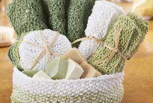 Dishcloths Washcloths