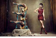 Glamour circus