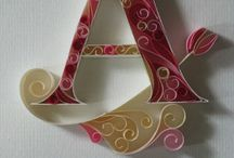 quilling / would love to master this one day,