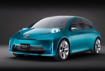 Hybrid Cars / Energy saving breezers! The way of the future? / by Sell Your Car Fast