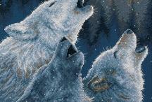 Krížik - Vlk
