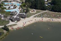 Loire, Jura & Dordogne's Favourite Holiday Parks / Al Fresco Holidays offer fantastic family mobile home holidays, check out our collection of parks in Loire, Jura & Dordogne.