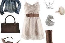 Outfits / by Cassandra Goeppner