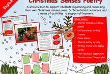 Christmas teaching