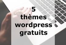 Blogging / Blog Blogging  Idées, Astuces, Tuto Ideas, lifestyle wordpress