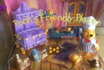 Pooh's Friendly Places