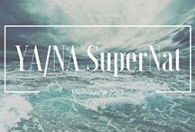 Thea / YA/NA Supernatural // Melbourne // Standalone // ((2009))