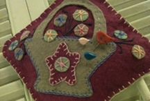 Wool Felt Applique