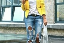 Denim Outfits... ❤
