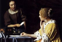 Jan Vermeer (1632-1675) / Dutch Art.