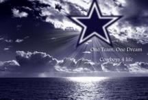 Dallas Cowboys❤ / My Dallas Cowboys  / by Joaquin & Sylvia Campos