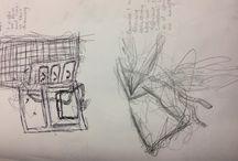 Still Life Drawings