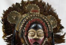 Dan African Mask