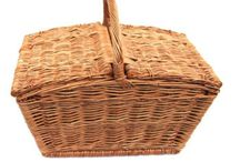 Handmade Wicker Baskets / We offer beautiful and hard wearing wicker baskets made from sustainably managed willow.