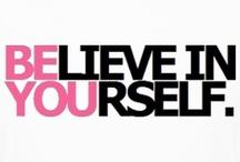 Inspirational quotes / Inspirational quotes and art work