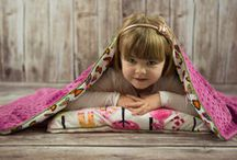 Blankets / LilleBird understands, that every child deserves it's own beloved blanket. Find it with us!