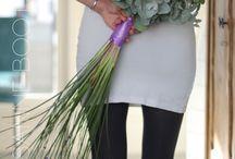 bruidsboeket / corsage