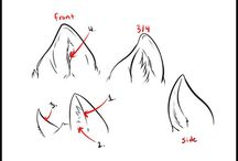 Key drawing techniques