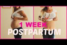 Postpartum exercises - poporodní cvičení