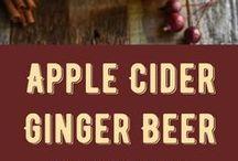 Apple cider beer