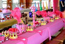Princess theme girls camp / Church  / by Allison Vail Nelson
