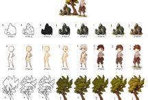 Graphics tutorials