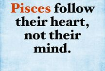 Sun Sign Pisces ♓ / I think all of this so true about them.. My experience say that LOL