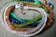 Bohemian Jewelry / Bohemian jewelry and fashion. The boho life, styled.