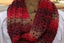 cowls, scarves, shawls, ponchos