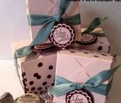 Tools - Gift Box Punch Board / by Hill Country Stampin'