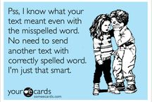 Words / by Marissa Zornes