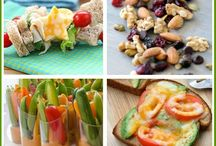 Healthy Kid Friendly Snacks