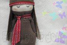 sock doll & plush