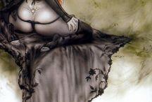 Sexy Fantasy Art / WAU!