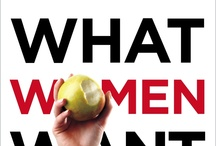Worth Reading! / A collection of our favourite marketing to women books.