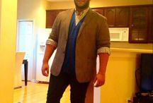 Fashion Reboot for Husky Men