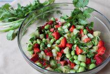 [vegan] salads